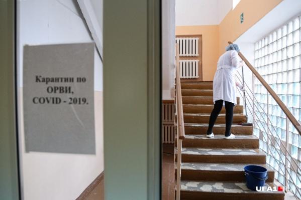 Число инфицированных перевалило за 12,5 тысячи заболевших