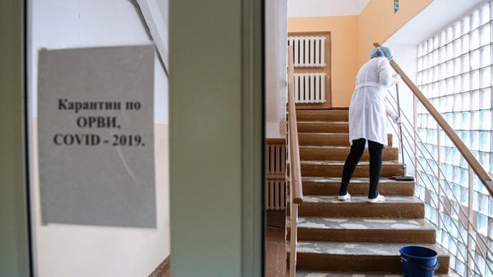 От коронавируса скончался еще один житель Башкирии