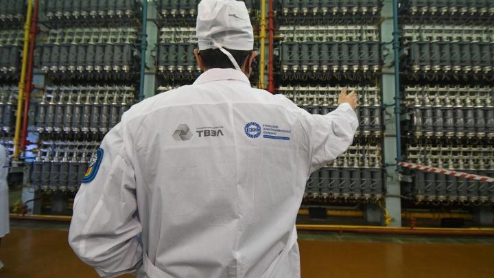 На атомном комбинате в Новоуральске 42 сотрудника заразились коронавирусом