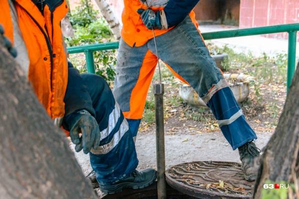 Коммунальные службы прочистили 102,5 километра сетей