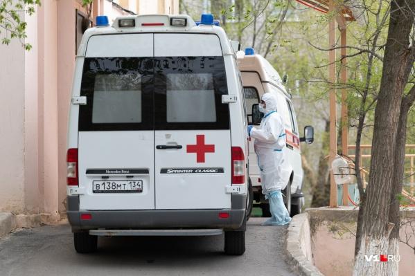 Общее число заболевших на Южном Урале постепенно приближается к 2,5 тысячи