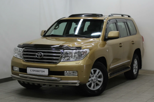 Toyota Land Cruiser 200, 2008 год
