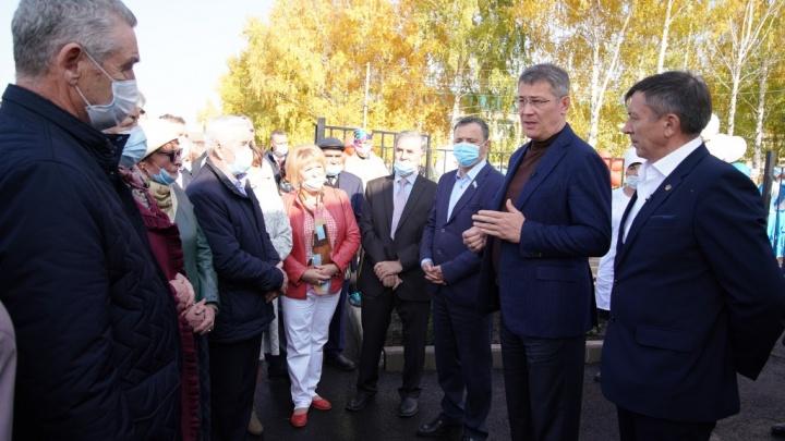 Радий Хабиров сообщил о том, что самоизоляцию могут вернуть