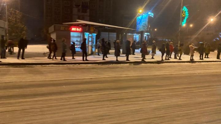 Толпы людей на остановках, проезд по 25 и никакого графика: как началась транспортная реформа в Новокузнецке