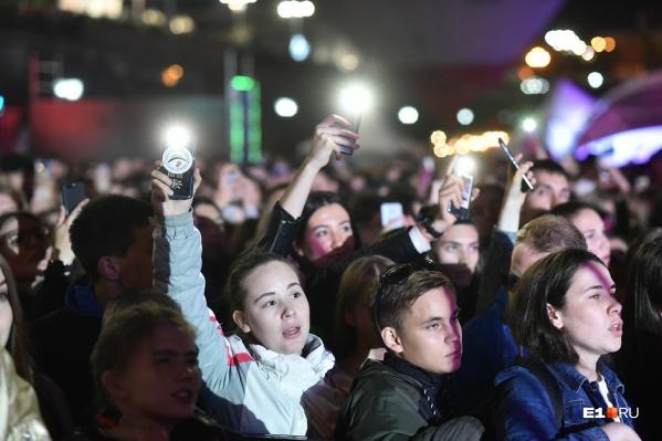 Масштабный фестиваль может состояться в этом году, считаетдиректор мероприятия Евгений Горенбург