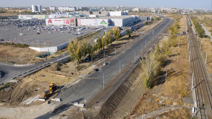 В Волгограде планируют изъять и снести семь домов для строительства дороги