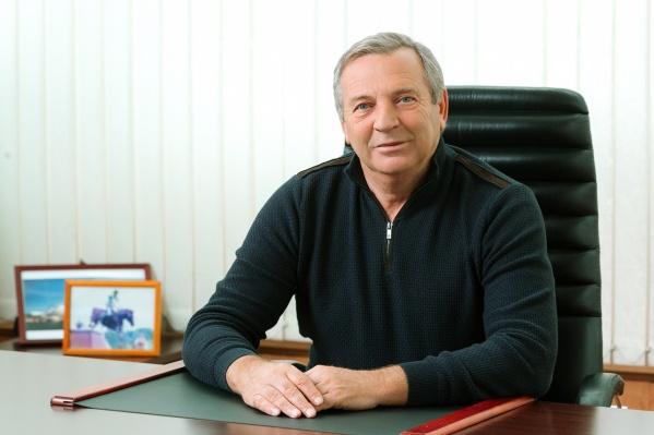 Александр Репин участвовал в выборах губернатора, но не смог пройти муниципальный отбор