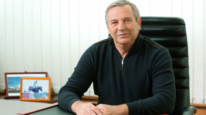 В Перми госпитализировали бизнесмена Александра Репина