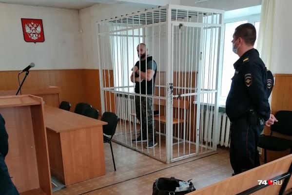 Гособвинитель просил отправить Антона Худякова в колонию строгого режима на 12 лет