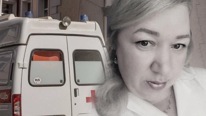 «Отработала всего 5–6 смен»: сын погибшей 49-летней медсестры рассказал, как заболела его мать