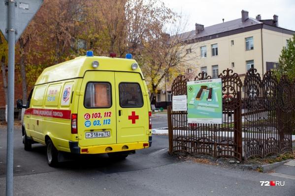 Спасти пациентов не удалось