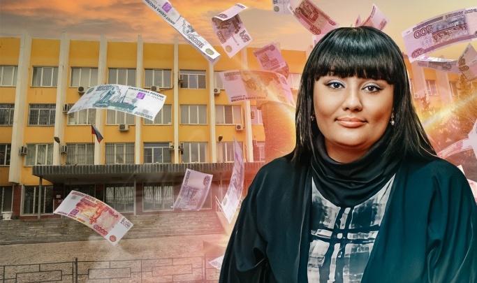 Экс-судья Юлия Добрынина обжаловала свой домашний арест