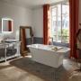 Маленькая Франция в ванной комнате: как создать дома идеальное место для отдыха и релакса