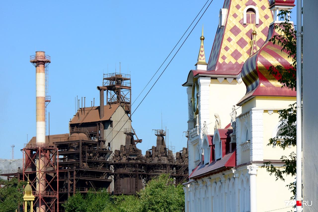 На вопрос, какой город Челябинской области вызывает у него душевный подъем, Алексей Текслер назвал, например, Сатку