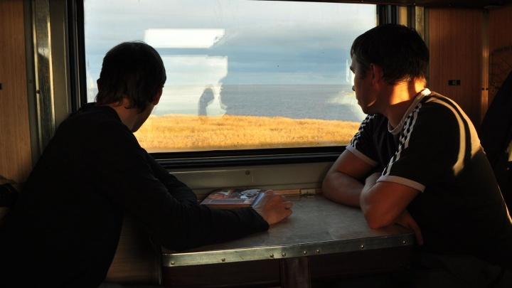 «Областной ковидный трафик»: как организуют защиту от вируса в поезде Архангельск — Котлас
