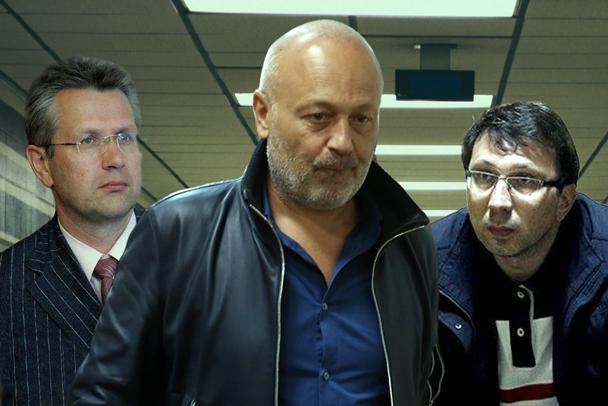 Сергей Сомов, Александр Сабадаш, Дмитрий Гаркуша