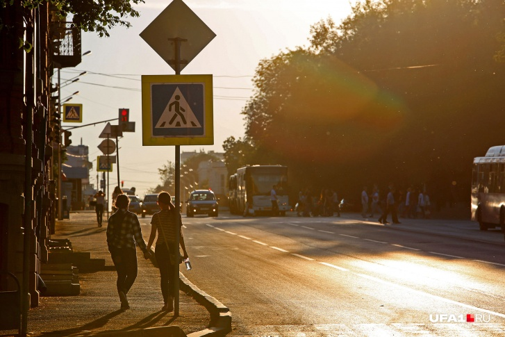 В Башкирию нагрянет жара в +38 °С