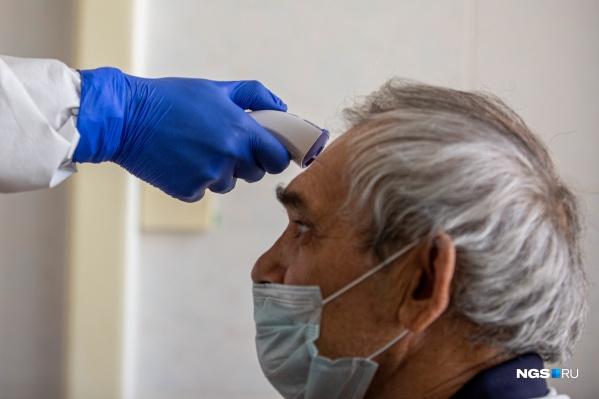 За сутки в Кузбассе коронавирус подтвердился у 60 человек