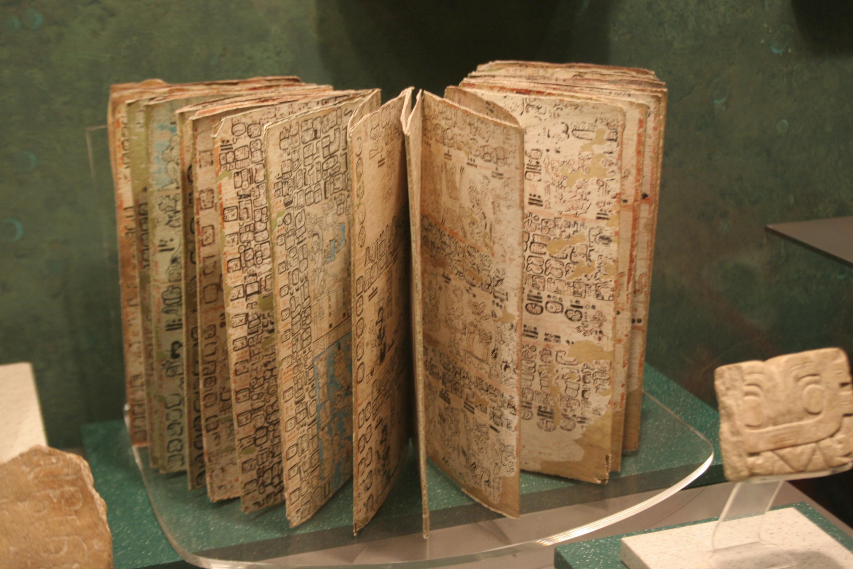 Древнюю письменность расшифровали совсем недавно