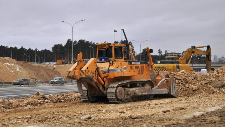 На разработку проекта для нового участка трассы Екатеринбург — Казань потратят почти миллиард