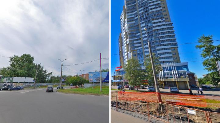 Воскресенская с «деревяшками» и Выучейского без дорог: сравниваем Архангельск в 2010 и 2020 году