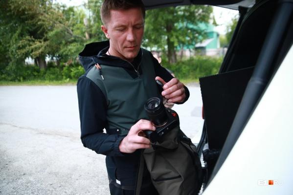 По словам режиссера фильма Собчак Сергея Ерженкова, камера, которую все-таки вернули, пострадала