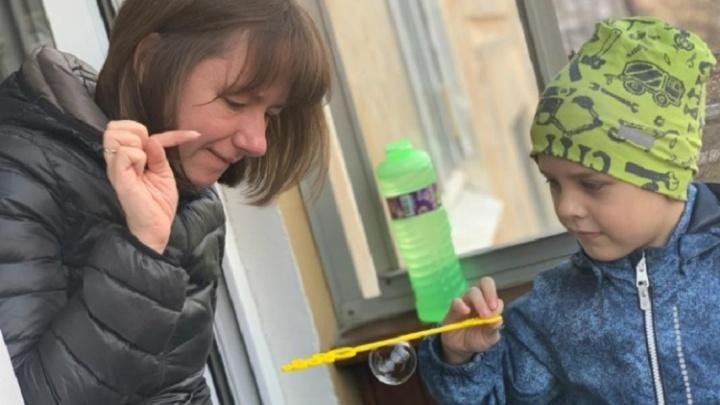 «Гуляю и буду гулять»: почему екатеринбуржцы игнорируют самоизоляцию с детьми