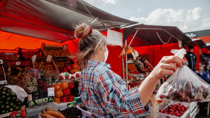 В Роспотребнадзоре Самарской области рассказали, как выбирать клубнику