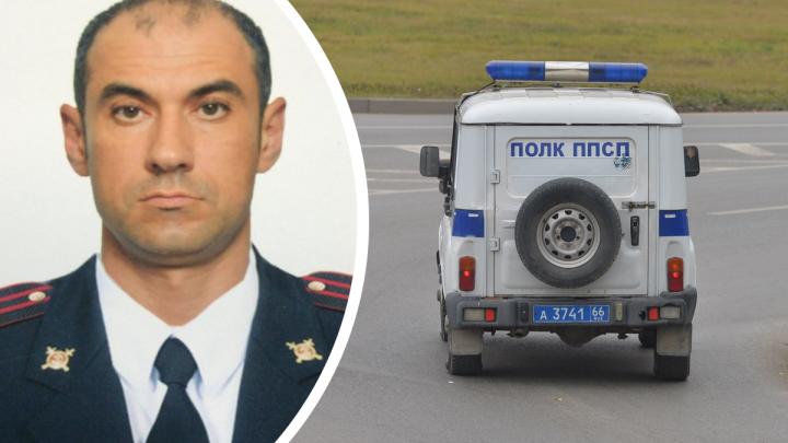 В Екатеринбург назначили нового командира полка ДПС