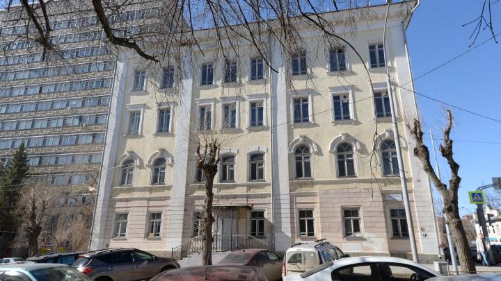 «Надеемся, что COVID не помешает». Памятник архитектуры в центре города отреставрируют за 75 миллионов