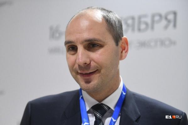 Денис Паслер оказался единственным представителем Урала в сотне самых богатых госслужащих страны