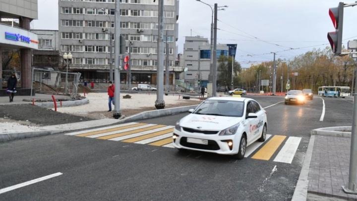 Улицу Революции от Куйбышева до Сибирской сдадут в эксплуатацию до конца года
