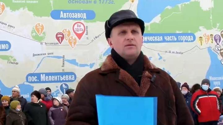 Южноуральцы записали видеообращение к Путину, выступив против логистического центра Wildberries