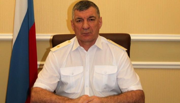 Бывшего главу ГУФСИН по Ростовской области арестовали на два месяца