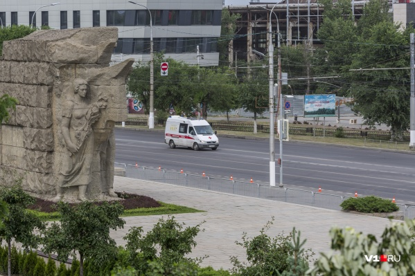 Коронавирус продолжает находить своих жертв в Волгограде