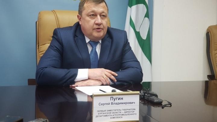 Суд отправил бывшего замгубернатора Зауралья Сергея Пугина под стражу