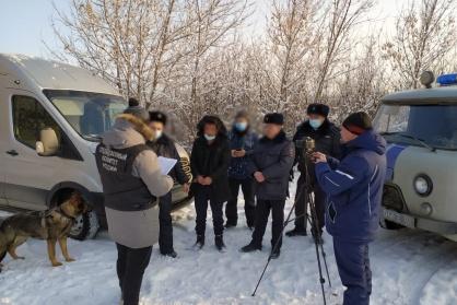 Само убийство произошло в Челябинской области