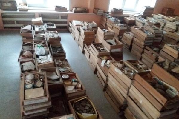 Музейный фонд России обратился к главе Башкирии с просьбой помочь организовать транспортировку артефактов на родину