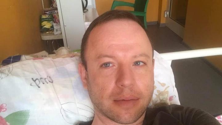 «Больше переживаю за жену»: пресс-секретарь Текслера рассказал о лечении от коронавируса