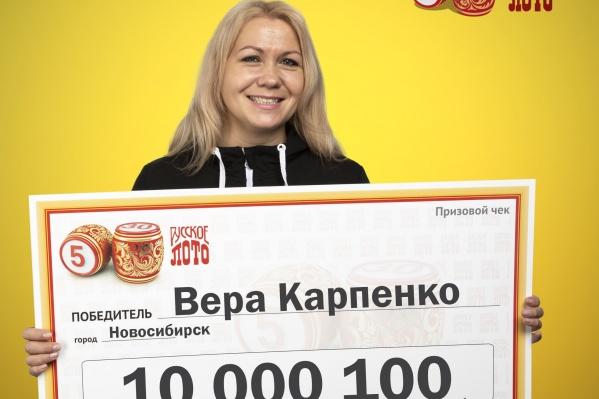 В двух турах девушка выиграла 10 миллионов и 100 рублей
