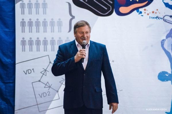 Александр Костыгов всю жизнь проработал в политехе