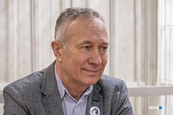 В декабре Сергея Масликова оправдали