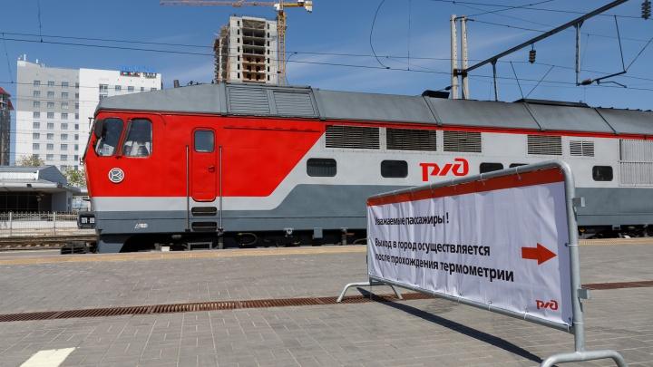 В Волгограде зафиксирован очередной завоз коронавируса из Москвы