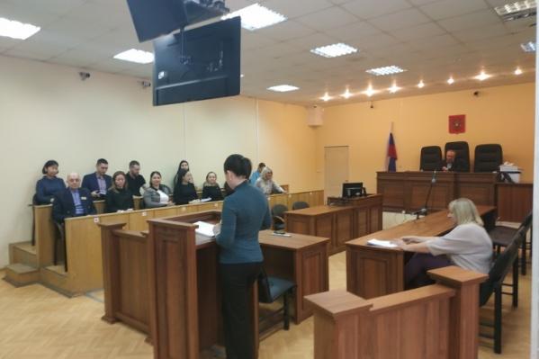 Три суда в Красноярске прекращают личный прием граждан