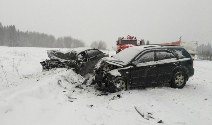 Екатеринбуржца, погубившего трех человек в аварии в Пермском крае, отправили в колонию-поселение