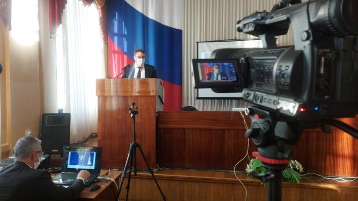 Александр Щёлоков был избран мэром Арзамаса на ближайшие пять лет