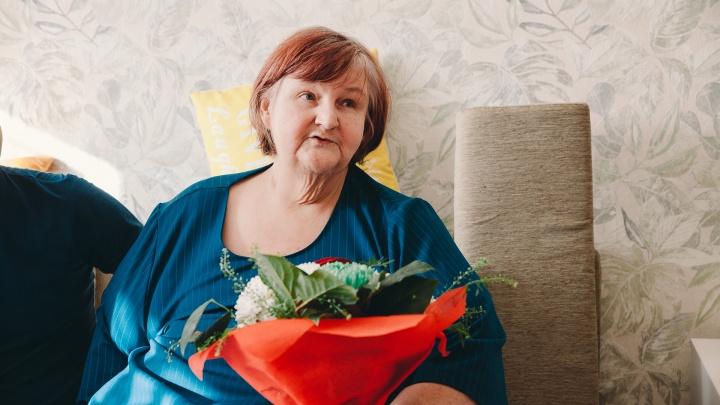 «Теперь я хочу жить»: репортаж с выписки Любови Нурдиновой, которая похудела на 200 килограмм