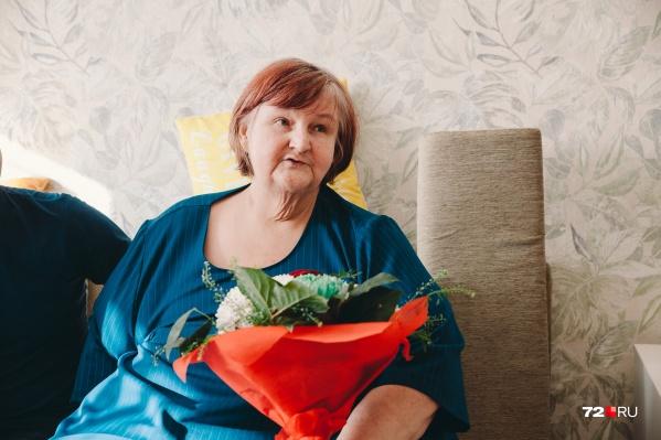 История Любови Нурдиновой — непростая. От заточения в квартире и веса в 350 кило — до операции и возможности ходить