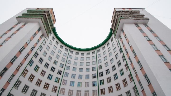 В Екатеринбурге отреставрируют гостиницу «Исеть»