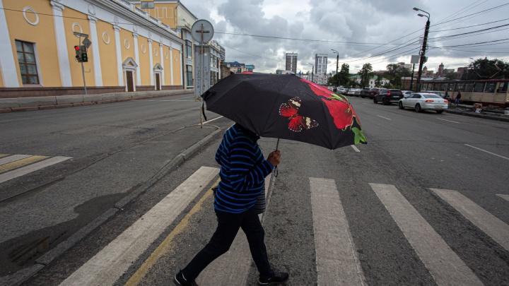 В Челябинской области со вторника испортится погода